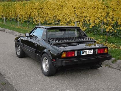 1983 Fiat X1-9 1