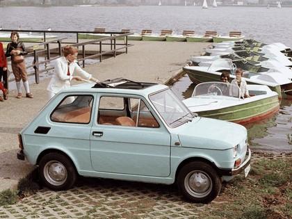 1972 Fiat 126 4