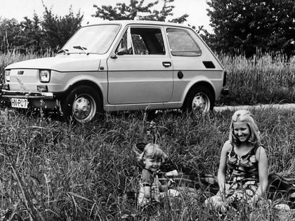 1972 Fiat 126 5