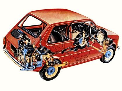 1972 Fiat 126 7