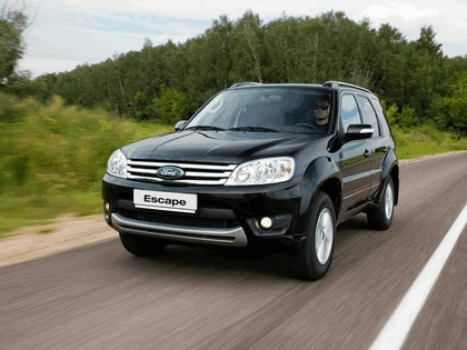 2008 Ford Escape taiwanese version 16