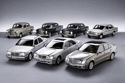 2008 Mercedes-Benz E-klasse history 2