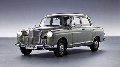 2008 Mercedes-Benz E-klasse history 5