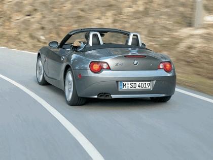 2001 BMW Z4 4