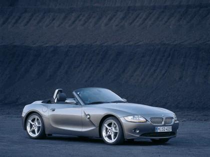2001 BMW Z4 7