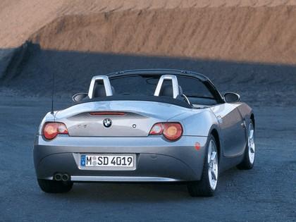 2001 BMW Z4 9