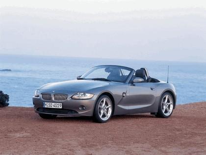 2001 BMW Z4 11