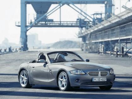 2001 BMW Z4 14