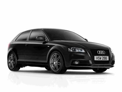 2008 Audi A3 black edition 1