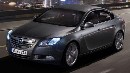 2008 Opel Insignia Hatchback 7