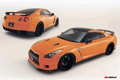 2008 Nissan GT-R R35 by Zele 1