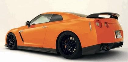 2008 Nissan GT-R R35 by Zele 2