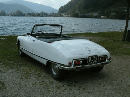 1958 Citroen DS Cabriolet 1