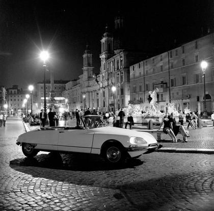 1958 Citroen DS Cabriolet 2