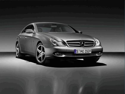2009 Mercedes-Benz CLS Grand edition 2
