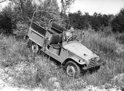1951 Fiat 1101 Campagnola 1