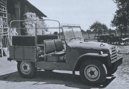 1951 Fiat 1101 Campagnola 2