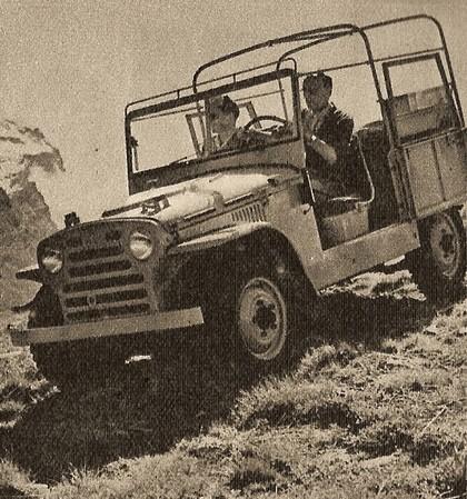 1951 Fiat 1101 Campagnola 3