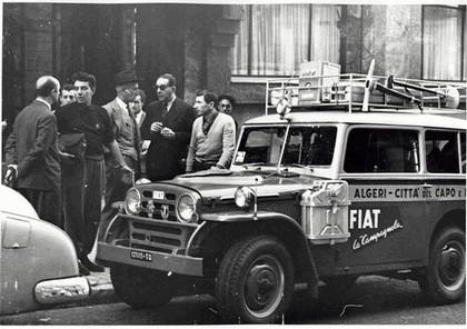 1951 Fiat 1101 Campagnola 4