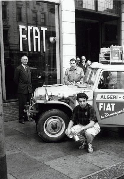 1951 Fiat 1101 Campagnola 5