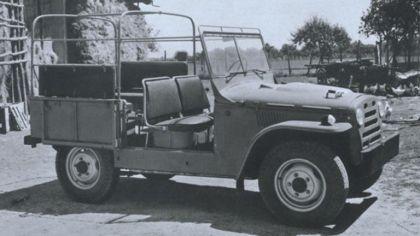 1951 Fiat 1101 Campagnola 8