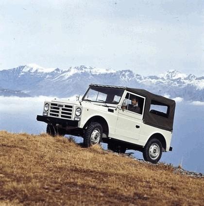 1974 Fiat 1107 Nuova Campagnola 1