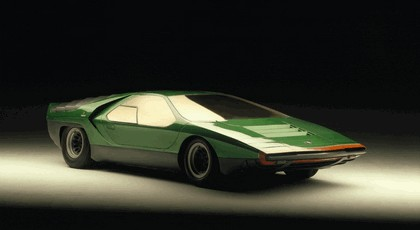 1968 Alfa Romeo Carabo concept 1