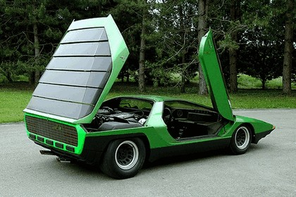1968 Alfa Romeo Carabo concept 2