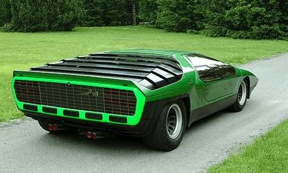 1968 Alfa Romeo Carabo concept 3