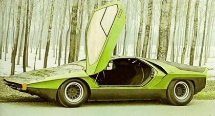 1968 Alfa Romeo Carabo concept 6