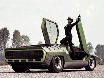 1968 Alfa Romeo Carabo concept 7