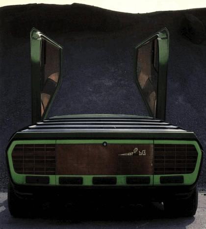 1968 Alfa Romeo Carabo concept 8