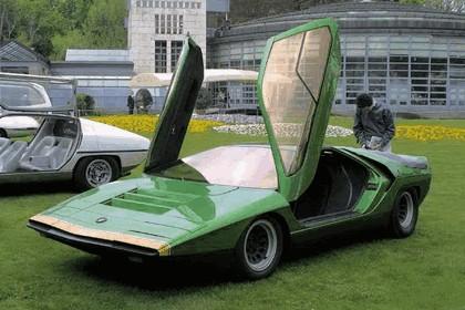 1968 Alfa Romeo Carabo concept 9