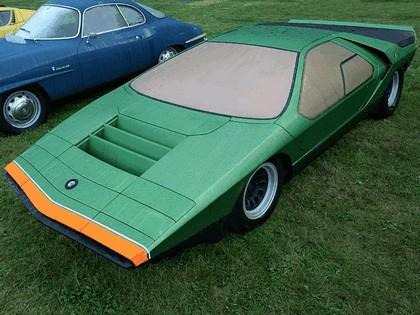 1968 Alfa Romeo Carabo concept 10