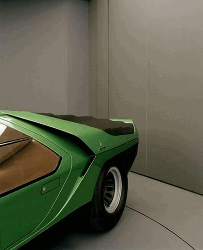 1968 Alfa Romeo Carabo concept 14