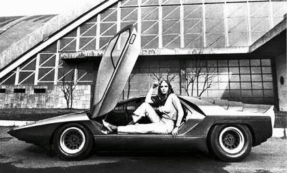 1968 Alfa Romeo Carabo concept 16