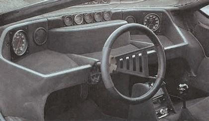 1968 Alfa Romeo Carabo concept 17