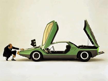 1968 Alfa Romeo Carabo concept 21