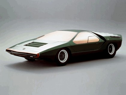 1968 Alfa Romeo Carabo concept 22