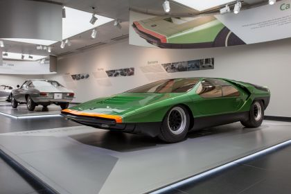 1968 Alfa Romeo Carabo concept 23