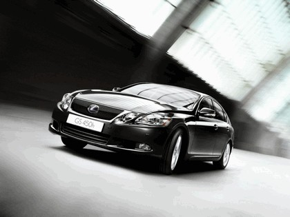 2008 Lexus GS450h 1