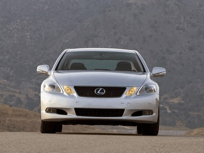2008 Lexus GS450h 8