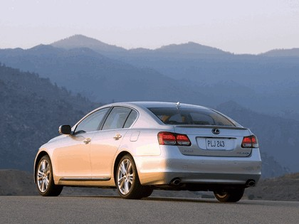 2008 Lexus GS450h 10