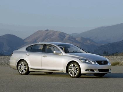 2008 Lexus GS450h 12