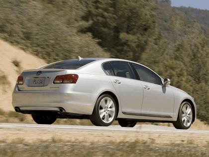 2008 Lexus GS450h 14