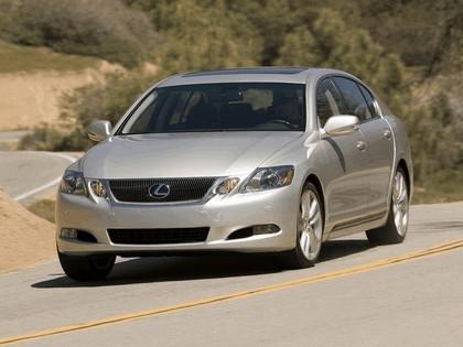 2008 Lexus GS450h 15
