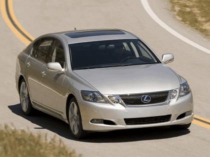 2008 Lexus GS450h 16