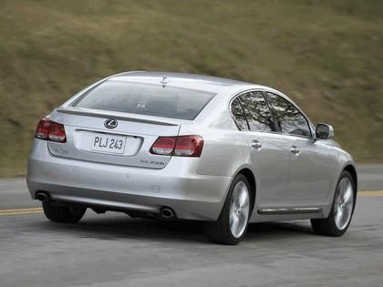 2008 Lexus GS450h 17