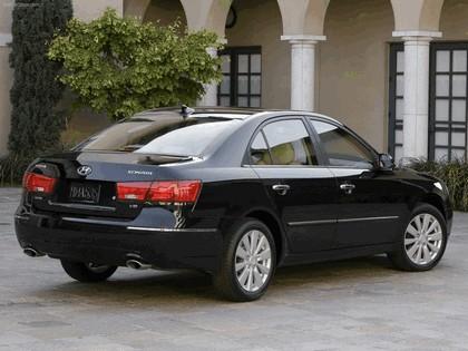 2008 Hyundai Sonata sedan US version 4
