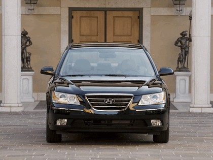 2008 Hyundai Sonata sedan US version 6